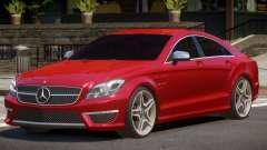 Mercedes Benz CLS63 V1.0 para GTA 4