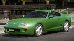Toyota Supra TDI para GTA 4