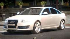 Audi RS6 Spec Edition para GTA 4