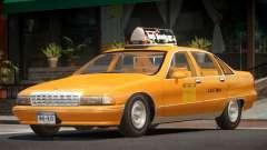 Chevrolet Caprice Taxi V1.0