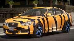 Jaguar XFR GT PJ5 para GTA 4