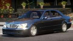 Mercedes Benz S600 Limited Edition para GTA 4