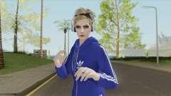 Random Female (Sweat Suit) V3 GTA Online para GTA San Andreas