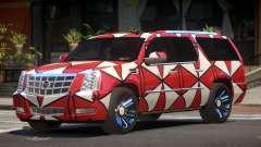 Cadillac Escalade Platinum PJ2 para GTA 4
