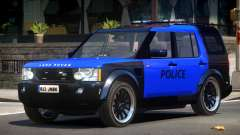 Land Rover Discovery Police V1.0