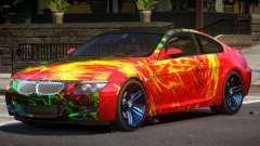 BMW M6 ST PJ4 para GTA 4