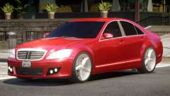 Mercedes Benz W221 V1.0 para GTA 4