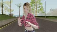 Becca Woollett para GTA San Andreas