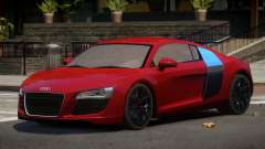 Audi R8 FSI GT