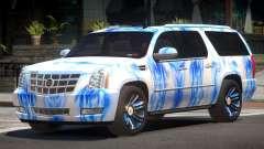 Cadillac Escalade Platinum PJ1 para GTA 4