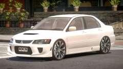 Mitsubishi Lancer Evolution VIII Tuned
