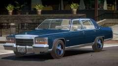 Cadillac Fleetwood Old