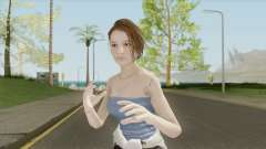 Jill Valentine V1 (RE 3 Remake) para GTA San Andreas
