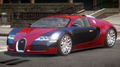 Bugatti Veyron 16.4 Sport PJ5 para GTA 4