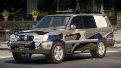 Toyota Land Cruiser Rally Cross PJ4 para GTA 4