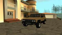 ARO 244 Ultimate edition para GTA San Andreas