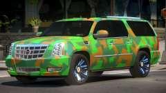 Cadillac Escalade Platinum PJ4 para GTA 4