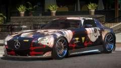 Mercedes Benz SLS S-Tuning PJ3 para GTA 4