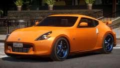 Nissan 370Z LT para GTA 4