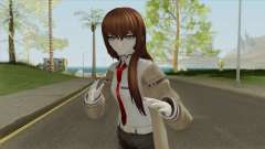 Makise Kurisu V1 (Steins Gate) para GTA San Andreas