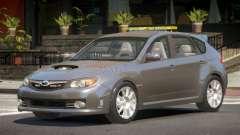 Subaru Impreza WRX Police V1.0