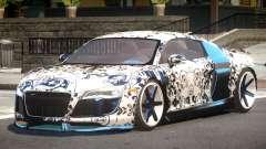 Audi R8 TDI PJ4 para GTA 4