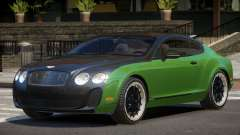 Bentley Continental GT ST para GTA 4