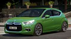 Citroen DS4 RS para GTA 4