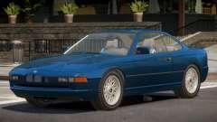 1992 BMW 850i E31