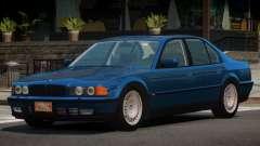1996 BMW 750i E38 para GTA 4