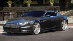 Aston Martin DBS RS para GTA 4