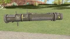 Rocket Launcher (Terminator: Resistance) para GTA San Andreas