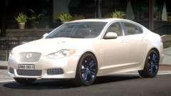 Jaguar XFR V2.2 para GTA 4