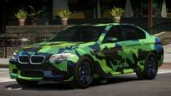 BMW M5 F10 LT PJ3 para GTA 4