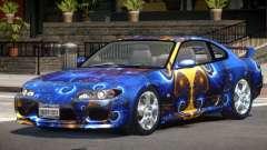 Nissan S15 GT PJ3 para GTA 4