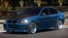 BMW 330i E60 RS para GTA 4