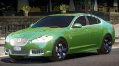 Jaguar XFR Tuned para GTA 4