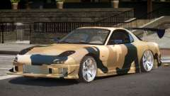 Mazda RX-7 GT-Sport PJ3 para GTA 4