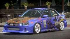 Subaru Impreza WRX STI V2.1 para GTA 4