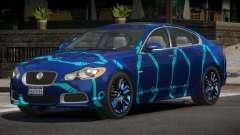Jaguar XFR GT PJ2 para GTA 4
