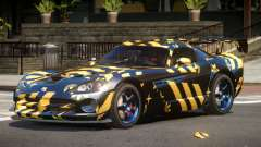 Dodge Viper SRT Drift PJ3 para GTA 4