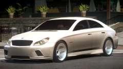 Mercedes Benz CLS V1.3 para GTA 4