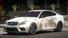 Mercedes Benz C63 AMG GT PJ2 para GTA 4