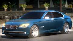 BMW 750Li Edit para GTA 4