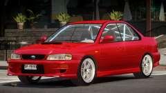 Subaru Impreza S-Edit para GTA 4