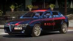 Alfa Romeo 159 Police V1.0 para GTA 4