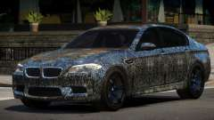 BMW M5 F10 RS PJ4 para GTA 4