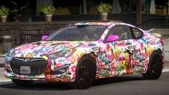 Hyundai Genesis RS PJ3 para GTA 4
