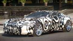Aston Martin One 77 PJ4 para GTA 4
