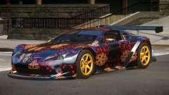 Lexus LFA GT PJ4 para GTA 4
